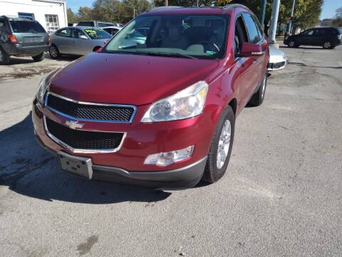 2010 Chevrolet Traverse for sale at Street Side Auto Sales in Independence MO