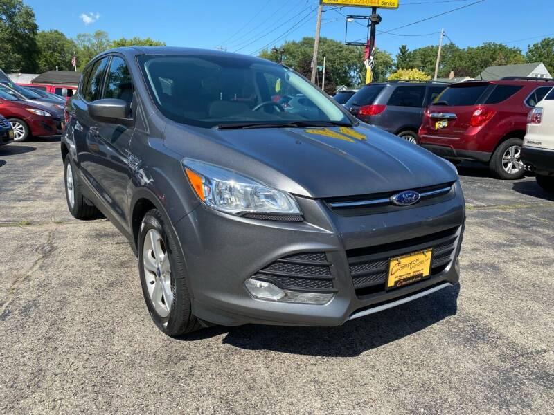 2014 Ford Escape for sale at COMPTON MOTORS LLC in Sturtevant WI