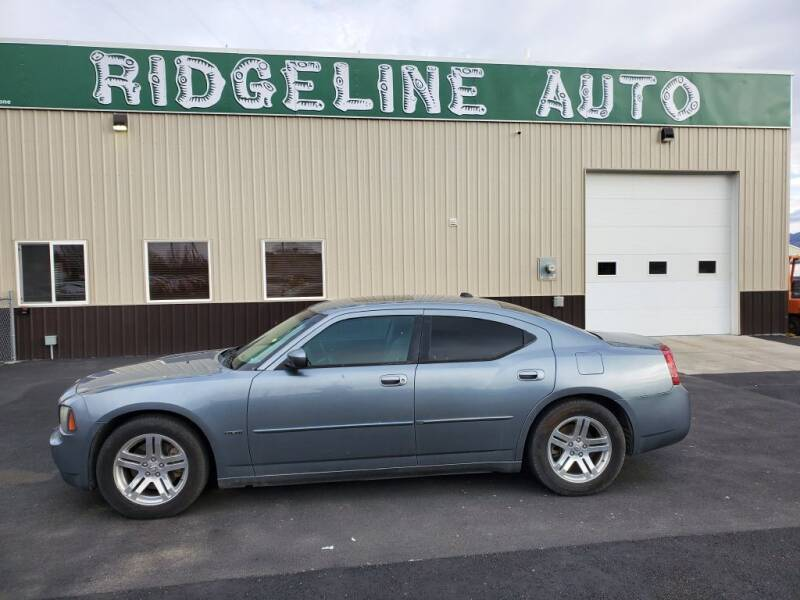 2006 Dodge Charger for sale at RIDGELINE AUTO in Chubbuck ID