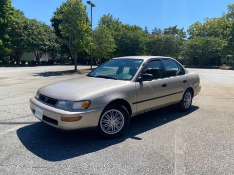 1995 Toyota Corolla for sale at Uniworld Auto Sales LLC. in Greensboro NC