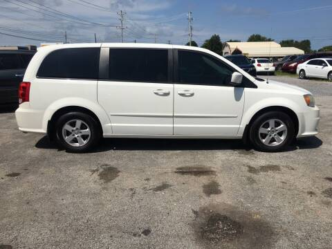 2011 Dodge Grand Caravan for sale at Kings Auto Sales in Cadiz KY