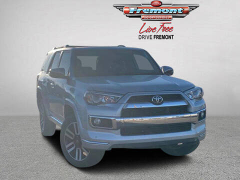 2015 Toyota 4Runner for sale at Rocky Mountain Commercial Trucks in Casper WY