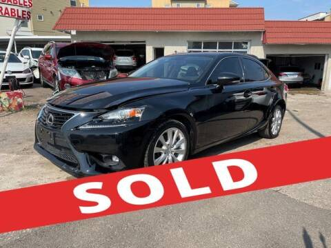 2015 Lexus IS 250 for sale at AE Of Miami in Miami FL