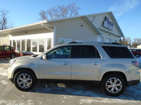 2014 GMC Acadia for sale at Milaca Motors in Milaca MN