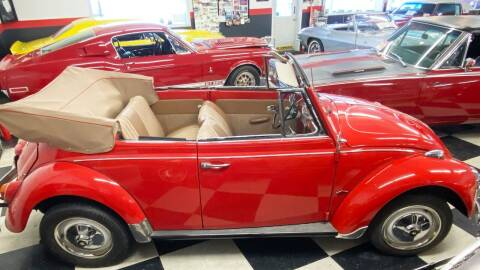 1967 Volkswagen SALE PENDING >Beetle Conv for sale at AB Classics in Malone NY