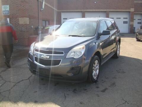 2010 Chevrolet Equinox for sale at MOTORAMA INC in Detroit MI
