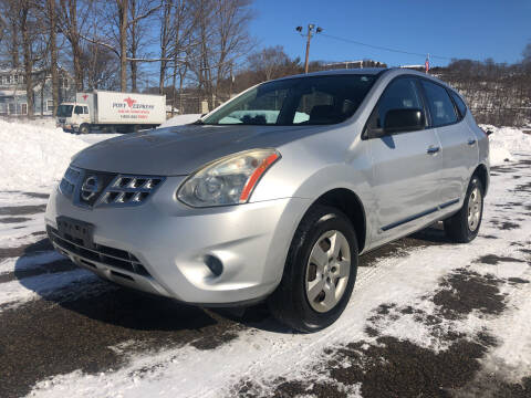 2011 Nissan Rogue for sale at Used Cars 4 You in Serving NY