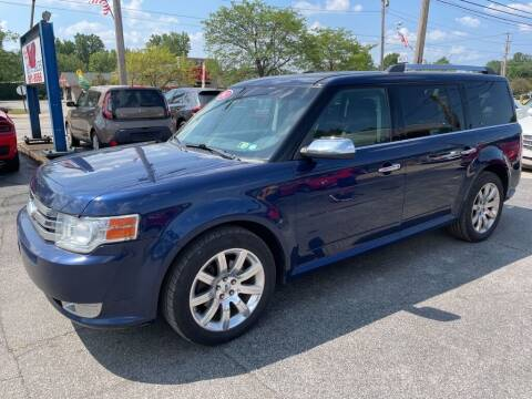 2012 Ford Flex for sale at TKP Auto Sales in Eastlake OH