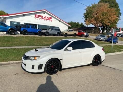 2011 Subaru Impreza for sale at Efkamp Auto Sales LLC in Des Moines IA