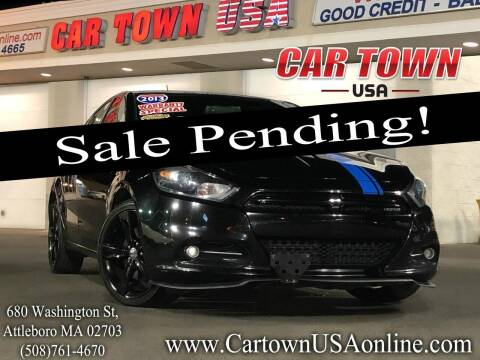 2013 Dodge Dart for sale at Car Town USA in Attleboro MA
