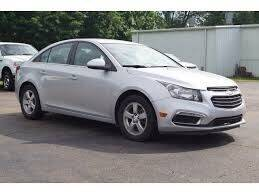 2015 Chevrolet Cruze for sale at Chicago Auto Exchange in South Chicago Heights IL