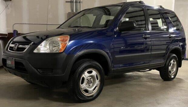 2004 Honda CR-V for sale at eAuto USA in New Braunfels TX