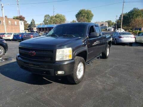 2009 Chevrolet Silverado 1500 for sale at JC Auto Sales in Belleville IL