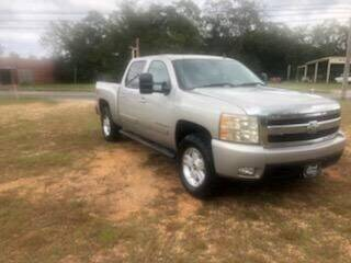 2008 Chevrolet Silverado 1500 for sale at Bavarian motor Group LLC in Dothan AL