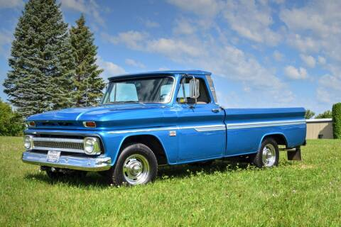 1966 Chevrolet C/K 10 Series for sale at Hooked On Classics in Watertown MN