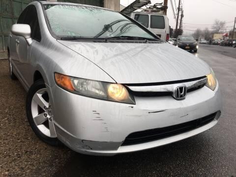 2008 Honda Civic for sale at Illinois Auto Sales in Paterson NJ