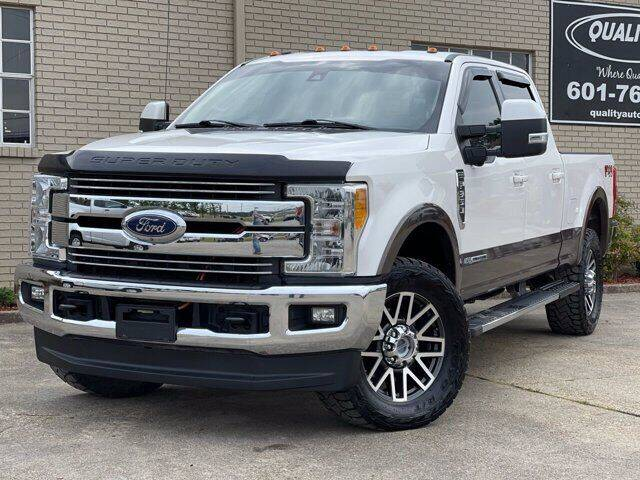 2017 Ford F-350 Super Duty for sale at Quality Auto of Collins in Collins MS