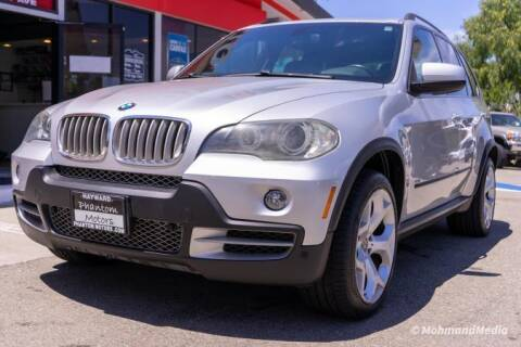 2008 BMW X5 for sale at Phantom Motors in Livermore CA