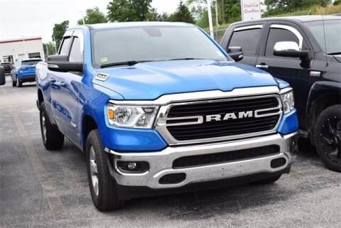 2020 RAM Ram Pickup 1500 for sale at BOB ROHRMAN FORT WAYNE TOYOTA in Fort Wayne IN