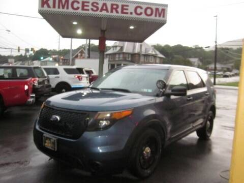 2014 Ford Explorer for sale at KIM CESARE AUTO SALES in Pen Argyl PA