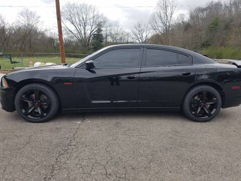 2013 Dodge Charger for sale at AM Automotive in Erin TN