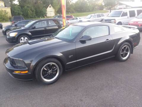 2007 Ford Mustang for sale at NJ Quality Auto Sales LLC in Richmond IL