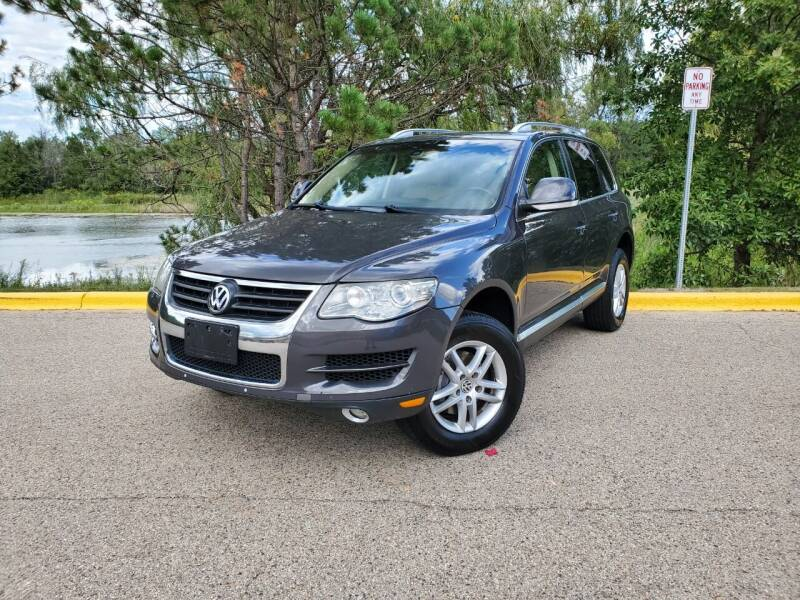 2008 Volkswagen Touareg 2 for sale at Excalibur Auto Sales in Palatine IL