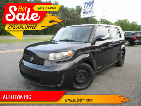2008 Scion xB for sale at AUTOTYM INC in Fredericksburg VA