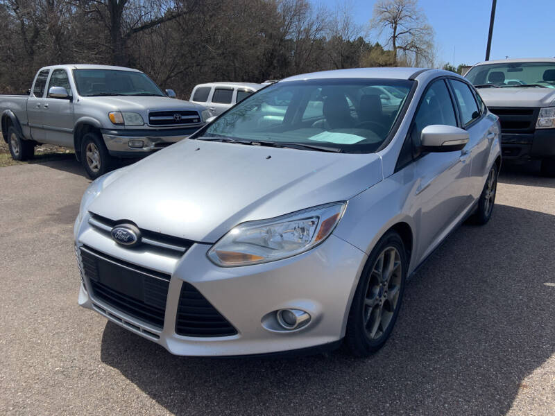 2013 Ford Focus for sale at Blake Hollenbeck Auto Sales in Greenville MI