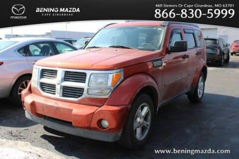 2007 Dodge Nitro for sale at Bening Mazda in Cape Girardeau MO