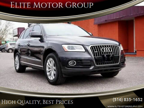2015 Audi Q5 for sale at Elite Motor Group in Farmingdale NY