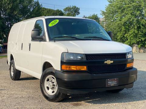 2020 Chevrolet Express Cargo for sale at Best Cars Auto Sales in Everett MA