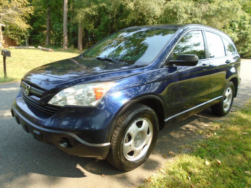 2009 Honda CR-V for sale at City Imports Inc in Matthews NC