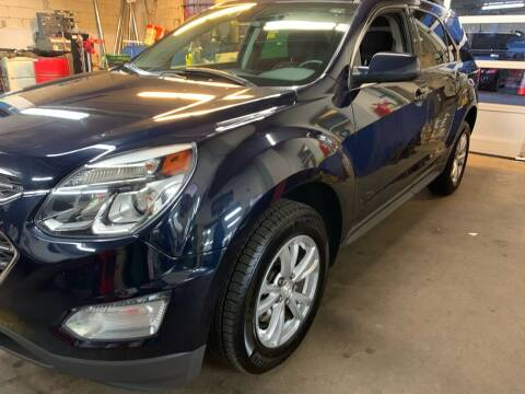 2016 Chevrolet Equinox for sale at PELHAM USED CARS & AUTOMOTIVE CENTER in Bronx NY
