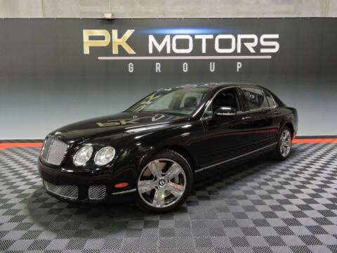 2011 Bentley Continental for sale at PK MOTORS GROUP in Las Vegas NV
