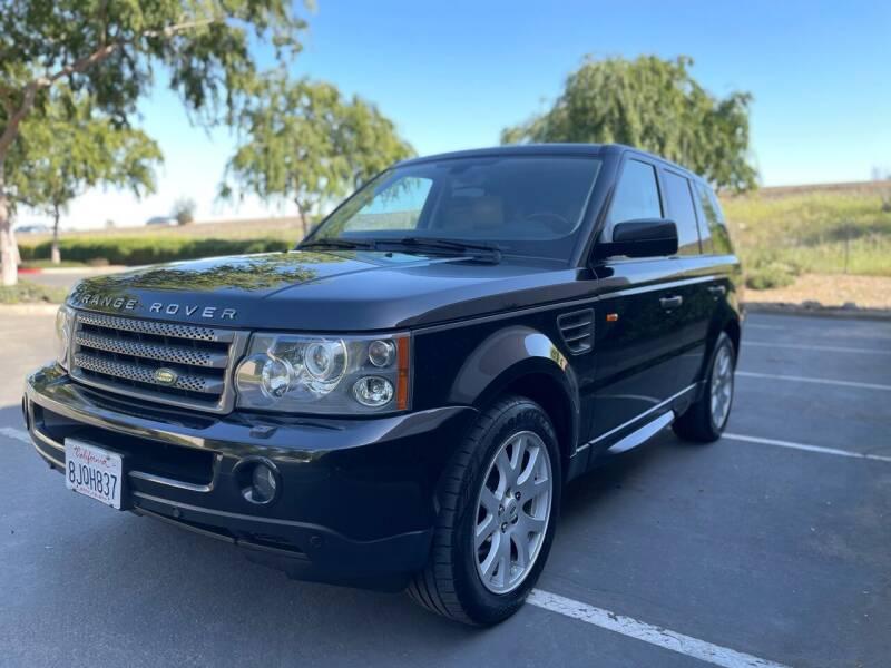 2008 Land Rover Range Rover Sport for sale at TREE CITY AUTO in Rancho Cordova CA