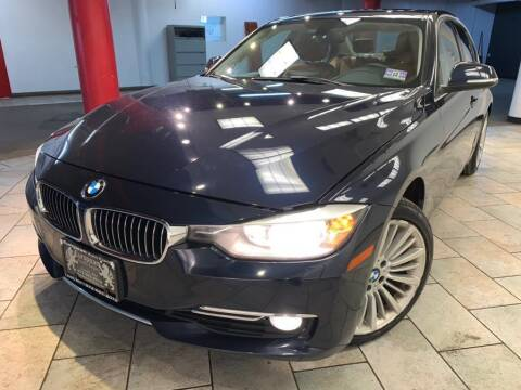 2015 BMW 3 Series for sale at EUROPEAN AUTO EXPO in Lodi NJ