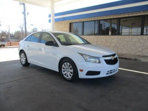 2011 Chevrolet Cruze for sale at CAR SOURCE OKC - CAR ONE in Oklahoma City OK