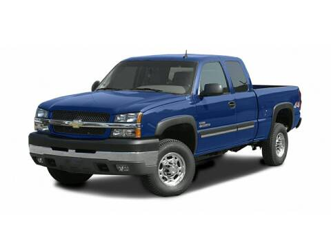 2004 Chevrolet Silverado 2500HD for sale at St. Croix Classics in Lakeland MN