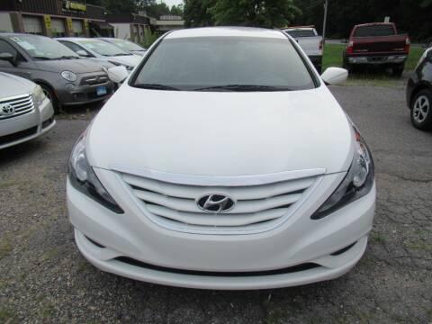 2012 Hyundai Sonata for sale at Balic Autos Inc in Lanham MD