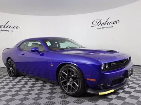 2019 Dodge Challenger for sale at DeluxeNJ.com in Linden NJ