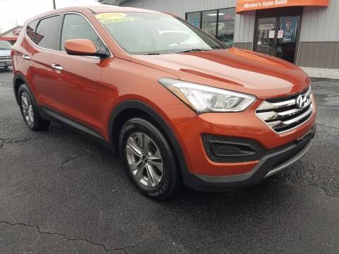 2016 Hyundai Santa Fe Sport for sale at Moores Auto Sales in Greeneville TN
