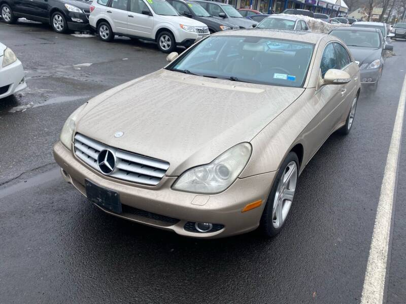 2006 Mercedes-Benz CLS for sale at Manchester Motors in Manchester CT