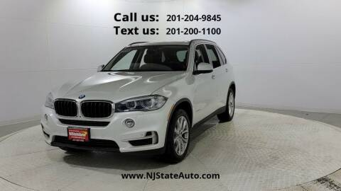 2016 BMW X5 for sale at NJ State Auto Used Cars in Jersey City NJ