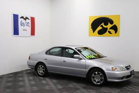 2000 Acura TL for sale at Carousel Auto Group in Iowa City IA