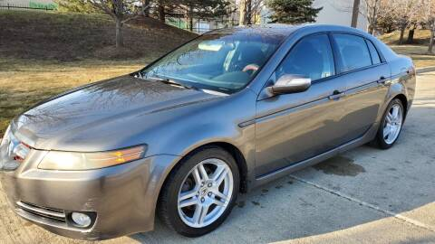 2008 Acura TL for sale at Western Star Auto Sales in Chicago IL