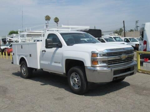 2015 Chevrolet Silverado 2500HD for sale at Atlantis Auto Sales in La Puente CA