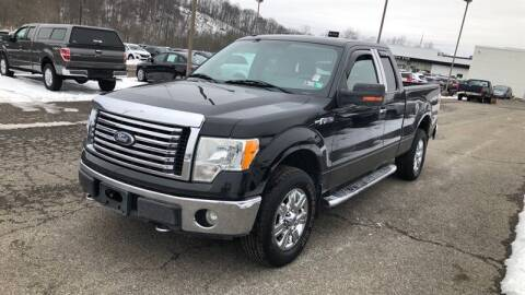 2010 Ford F-150 for sale at WEINLE MOTORSPORTS in Cleves OH