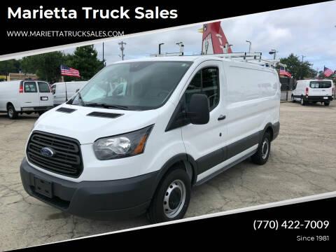 2016 Ford Transit Cargo for sale at Marietta Truck Sales in Marietta GA