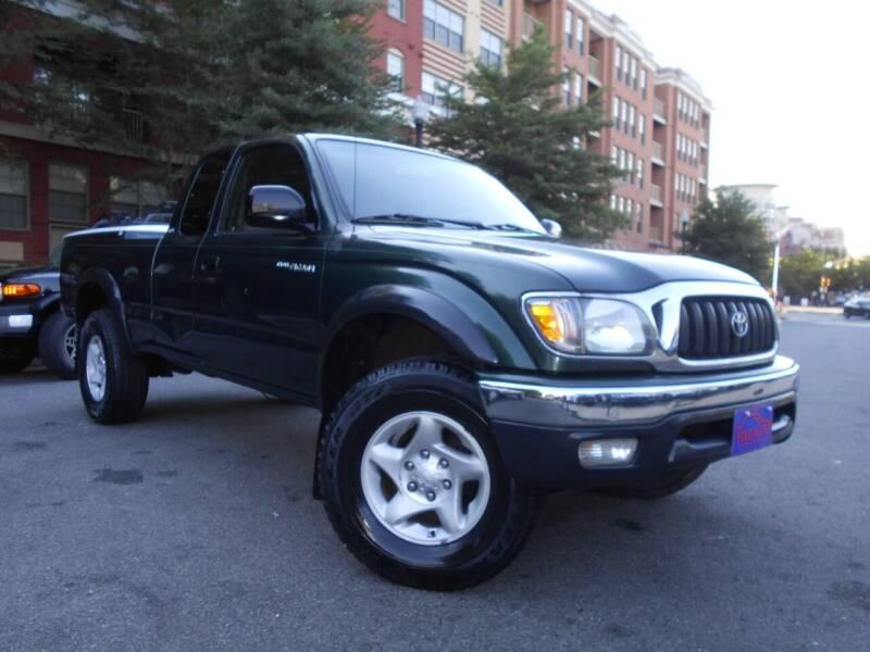 2004 Toyota Tacoma for sale at H & R Auto in Arlington VA